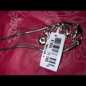 Brighton Jewelry - Brighton Y-Not Flower Necklace NWT